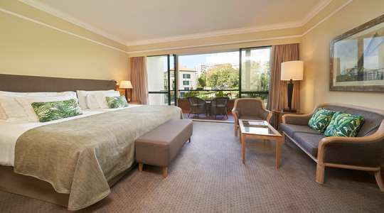 Twin Land View Room