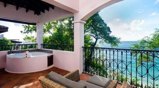 Exclusive Kuoni One Bedroom Indulgence Ocean View Villa Suite with Jacuzzi