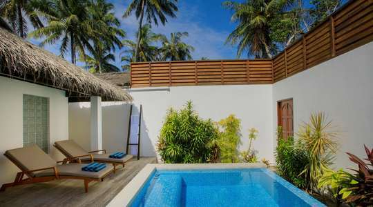 Deluxe Villa with Pool
