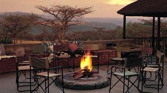 Fugitives' Drift Lodge, Zululand Battlefields