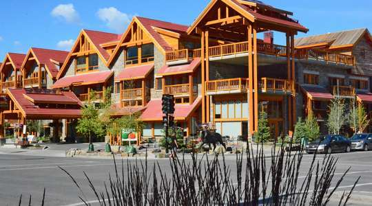 Moose Hotel & Suites, Banff