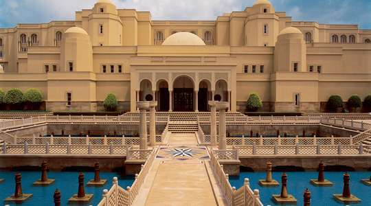 Oberoi Golden Triangle – Suggested itinerary