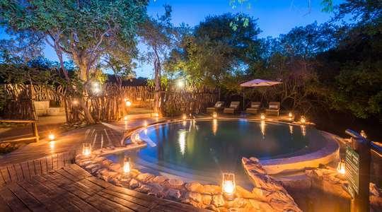 River Lodge at aha Makalali Private Game Reserve