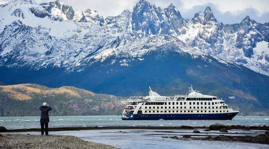 Australis Cape Horn & Patagonia Cruises