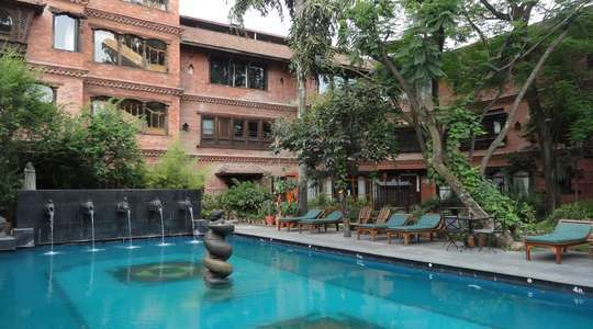 Dwarika's Kathmandu