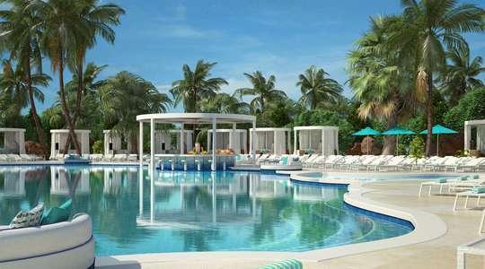 Exclusive The Coral at Atlantis pool