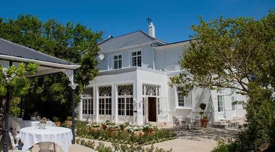 River Manor Boutique Hotel, Stellenbosch