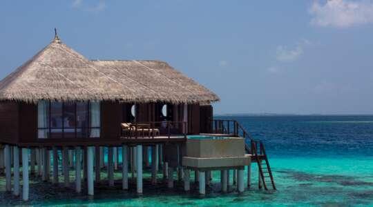 Escape Water Villa with Pool