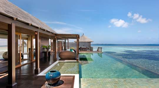 Grand Water Villa Muthee with Private Pool