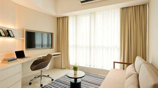 One Bedroom Premier Room