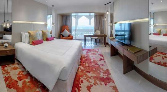 Deluxe Cityview Tower Room