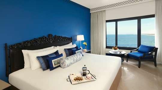 Deluxe Delight Seaview Room