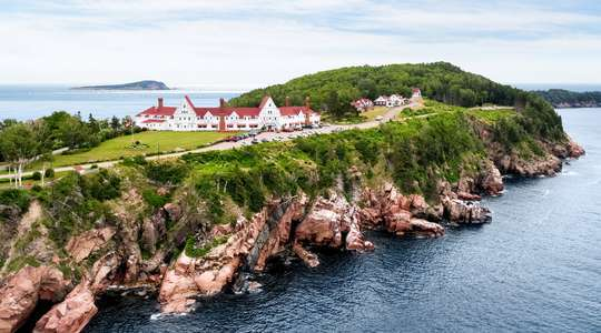Keltic Lodge at the Highlands, Nova Scotia
