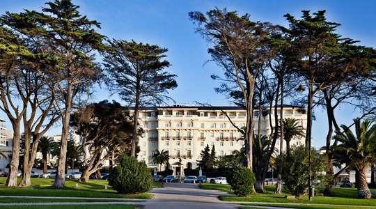 Palacio Estoril Golf & Spa Hotel with Wellbeing Escapes