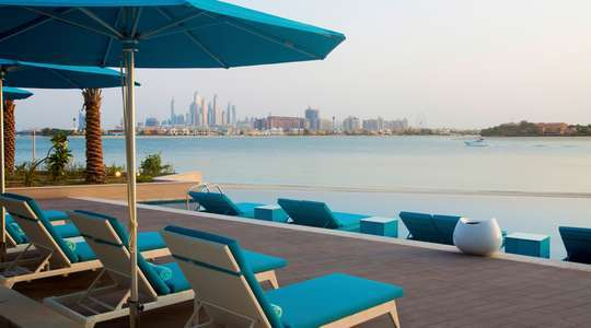 The Retreat Palm Dubai with Wellbeing Escapes
