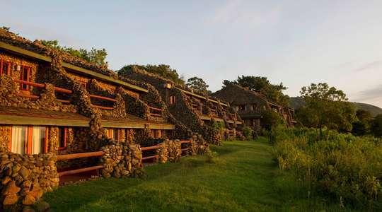 Ngorongoro Serena Safari Lodge
