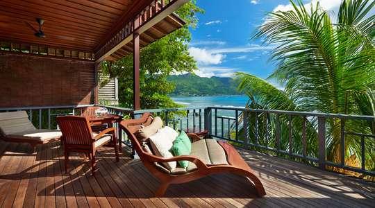 King Oceanfront Villa