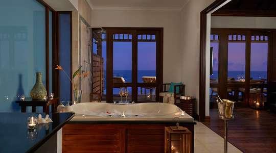 Two Bedroom Oceanfront Pool Villa