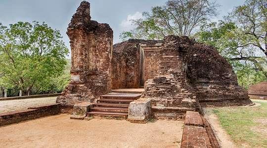 Kandalama & Polonnaruwa