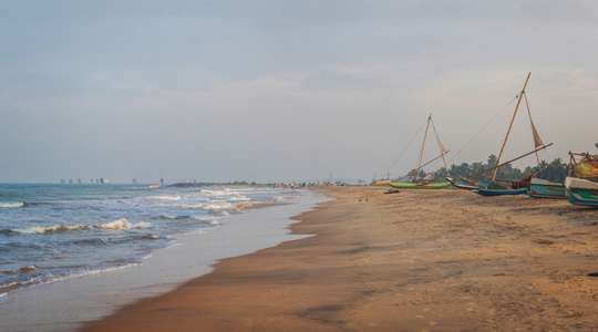 Negombo & South Coast resorts