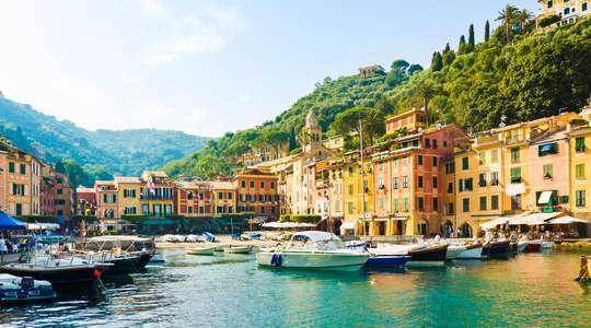 Sorrento & the Italian Riviera