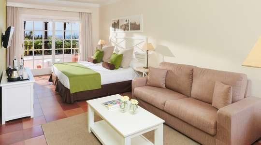 Duplex Suite upper floor