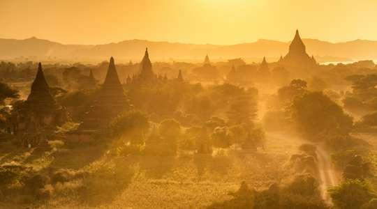 Irrawaddy & Inle Lake