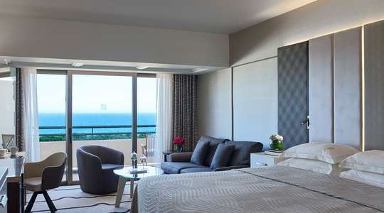 Family Sea View Room