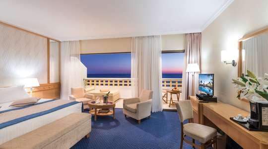 Junior Suite Sea View (Elite Junior Suite Sea View from April 2020)