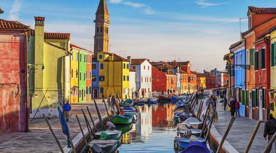 Venice & Northern Italy