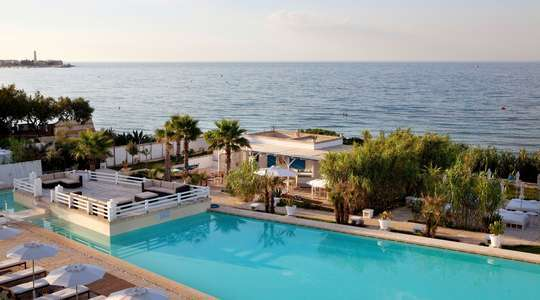 Canne Bianche Lifestyle Hotel, Torre Canne
