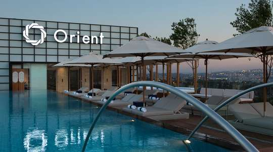 Orient Jerusalem, Isrotel Exclusive Collection