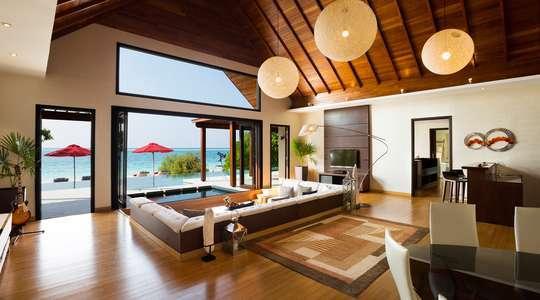 Two Bedroom Beach Pool Pavilion