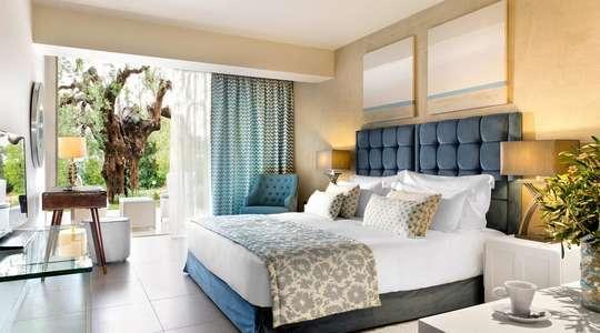 Double Bungalow Garden View Room