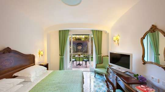 Double Classic Balcony Room