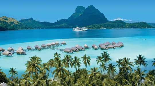 Tahiti & the Society Islands