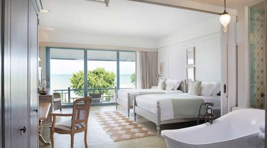 Seaside Deluxe Room