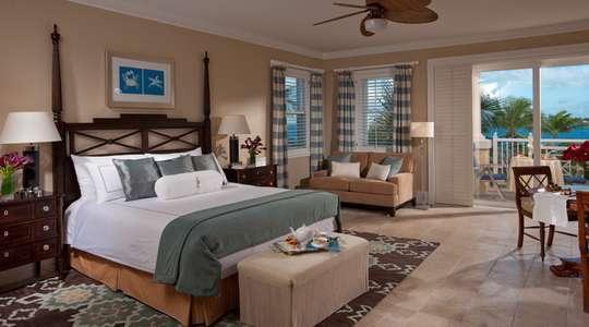 Beach House Ocean View Club Level Junior Suite