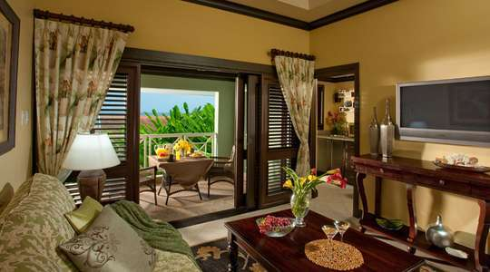 Butler Village Ocean View One Bedroom Poolside Villa Suite