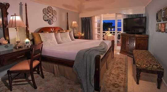 Great House Ocean View Room