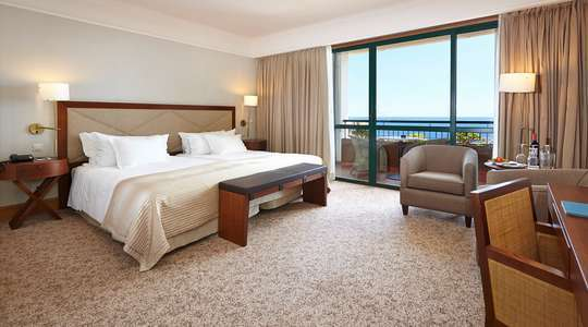 Superior Sea View Room - Upper Floor