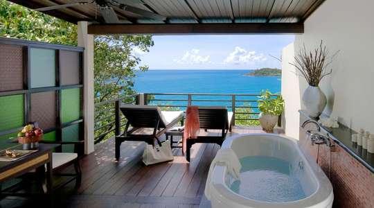 Seafront Cottage Suite