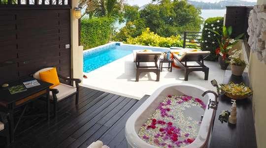 Pool Cottage Suite