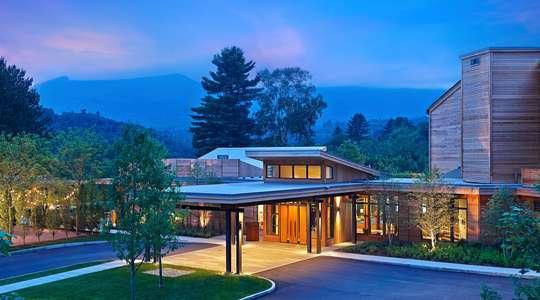 Topnotch Resort, Vermont
