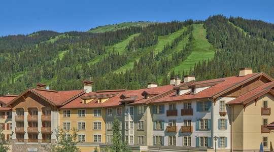 Sun Peaks Grand Hotel, Sun Peaks