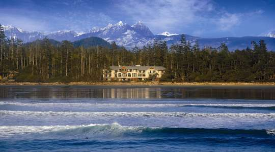 Long Beach Lodge, Tofino
