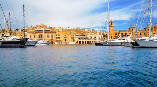 Malta, the Balearic Islands and Spain