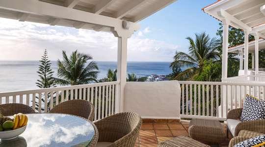 Premium Three Bedroom Ocean View Villa