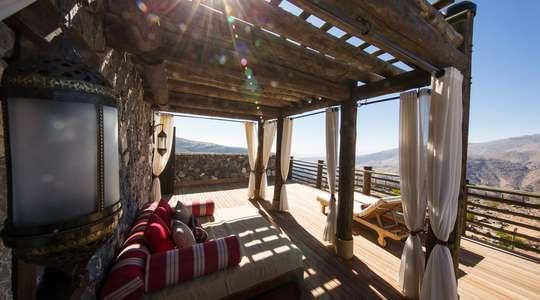 Jabal Terrace Suite