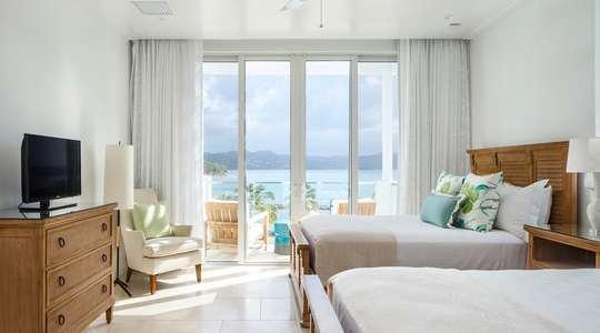 Luxury Two Bedroom Beachfront Villa
